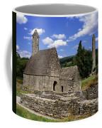 Chapel Of Saint Kevin At Glendalough Coffee Mug