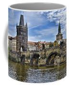 Charles Bridge - Prague Coffee Mug