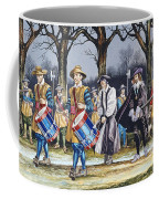 Charles I's Last Walk Coffee Mug