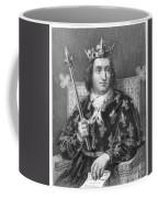 Charles V (1337-1380) Coffee Mug