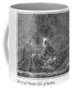 Charles Xii Of Sweden Coffee Mug