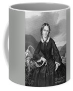 Charlotte Bront� Coffee Mug by Granger
