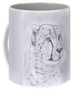 Cheeta Watching Coffee Mug