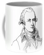 Chevalier De Lamarck Coffee Mug