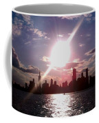 Chicago Sunset Coffee Mug