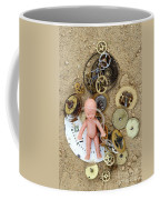 Child In Time Coffee Mug by Michal Boubin
