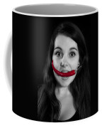 Chillies Coffee Mug by Joana Kruse