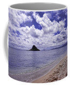 Chinaman S Hat From Kualoa Coffee Mug