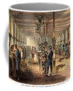 Chinese Workers, 1870 Coffee Mug
