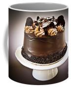 Chocolate Cake Coffee Mug by Elena Elisseeva
