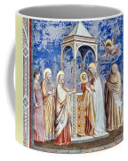Christ At The Temple Coffee Mug