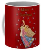 Christmas Angel Coffee Mug by Aimee L Maher Photography and Art Visit ALMGallerydotcom