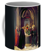 Circumcision Of Christ Coffee Mug
