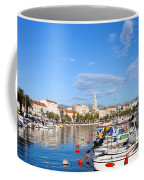 City Of Split In Croatia Coffee Mug