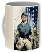 Civil War: Black Soldier Coffee Mug