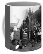 Civil War: Camp Life, 1861 Coffee Mug