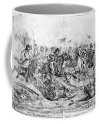 Civil War: Cavalry Charge Coffee Mug