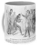 Civil War: Copperhead, 1863 Coffee Mug