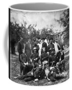 Civil War: Headquarters Coffee Mug