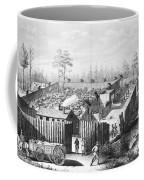 Civil War: Prison, 1864 Coffee Mug