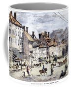 Civil War: Richmond, 1862 Coffee Mug