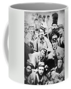 Civil War Volunteers 1861 Coffee Mug