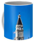 Clarksville Historic Courthouse Tower Coffee Mug