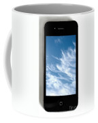 Cloud Computing Coffee Mug by Photo Researchers