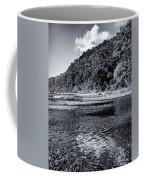 Cloud Over The River Coffee Mug