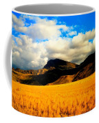 Clouds In The Mountains Coffee Mug