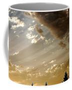 Clouds Of A Storm Coffee Mug