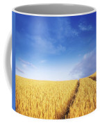 Co Carlow, Ireland Barley Coffee Mug