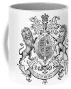 Coat Of Arms: Great Britain Coffee Mug