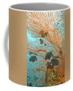 Collare Butterflyfish Coffee Mug