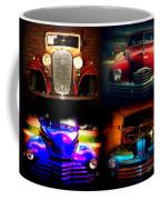 Collector Cars Coffee Mug