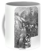Colorado: Pikes Peak, 1867 Coffee Mug