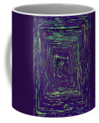 Coloristic Abstracts From Varikallio At Hossa Coffee Mug