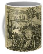 Columbus Arrested Coffee Mug