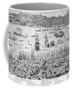 Constantinople, 1713 Coffee Mug