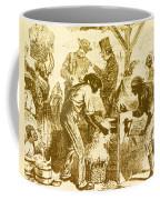 Cotton Gin, 19th Century Coffee Mug by Science Source