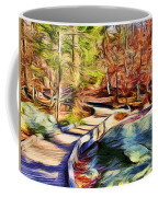 Cunningham Falls Walkway Coffee Mug