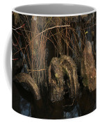 Cypress Knee Monster Coffee Mug