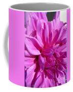 Dahlia Named Lilac Time Coffee Mug