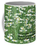 Daisy Fresh Coffee Mug
