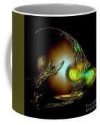 Dance Of Flowers Coffee Mug