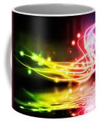 Dancing Lights Coffee Mug