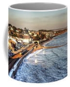 Dawlish Sea Wall Coffee Mug