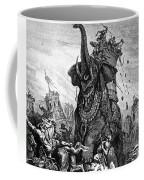 Death Of Eleazar Coffee Mug