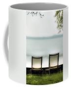 Deck Chairs Coffee Mug