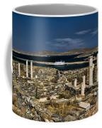 Delos Island Coffee Mug by David Smith